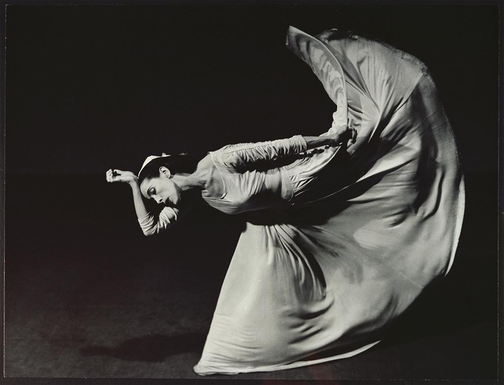 "Martha Graham in ""Letter to the World"""