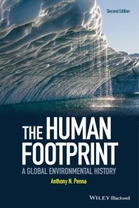 The Human Footprint book cover image