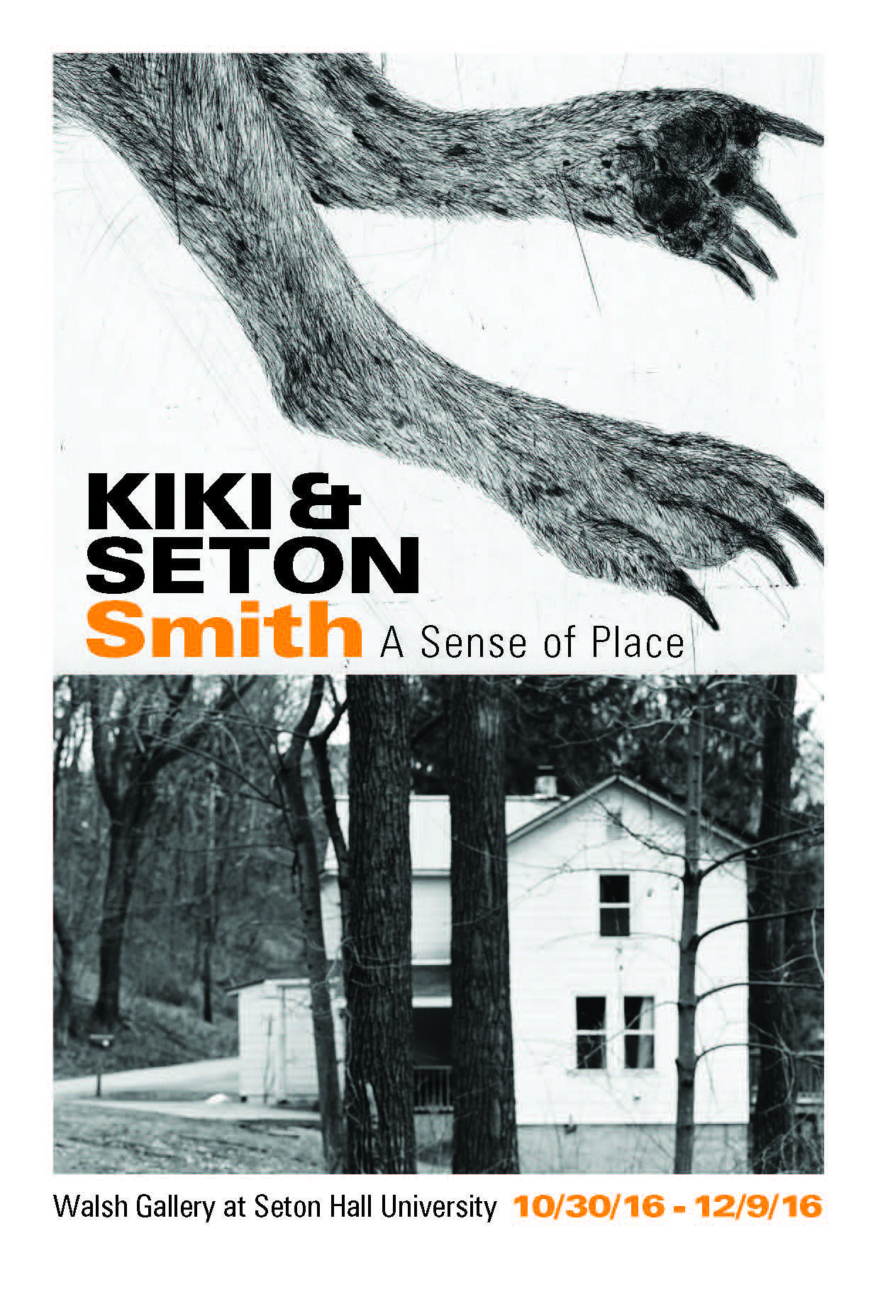 Kiki and Seton Smith: A Sense of Place