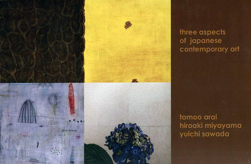 Three Aspects of Japanese Contemporary Art