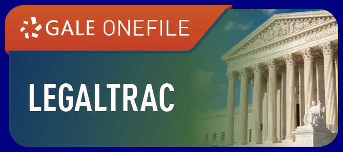 LegalTrac | Gale OneFile