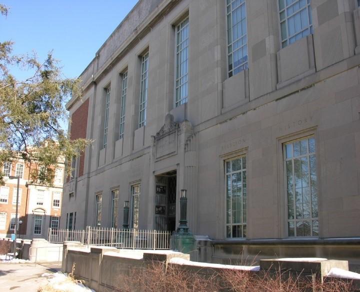 image of Blegen Library