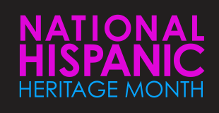 National Hispanic Heritage Month logo