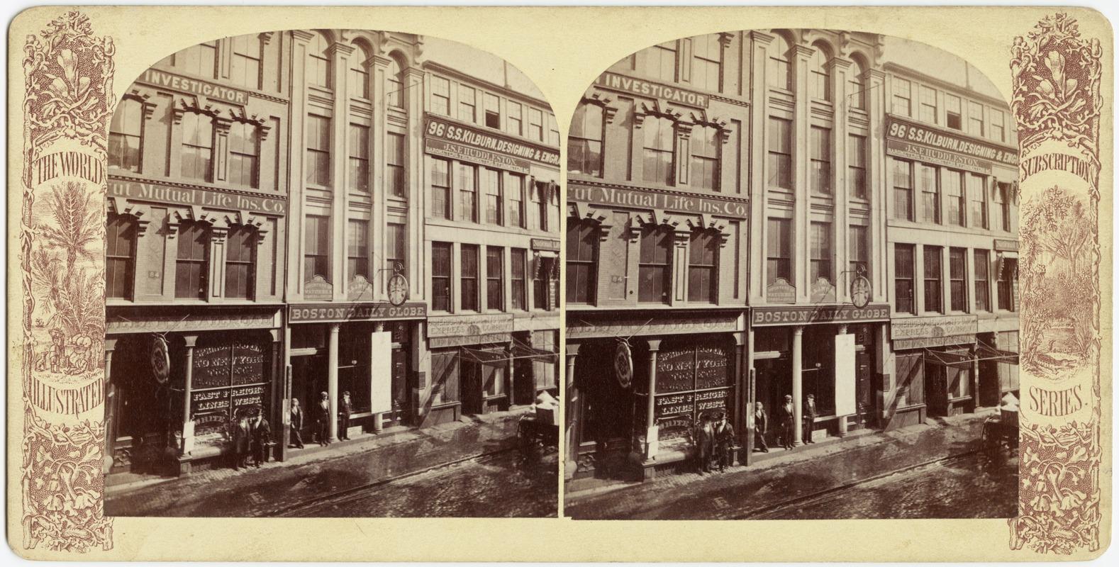 Boston Daily Globe Building