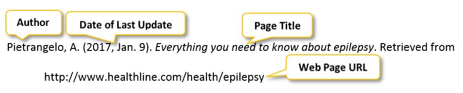 Pietrangelo comma A period (2017 comma Jan period 9) period Everything you need to know about epilepsy period Retrieved from http colon //www dot healthline dot com/health/epilepsy