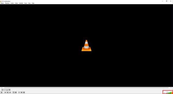 An example VLC Media Player