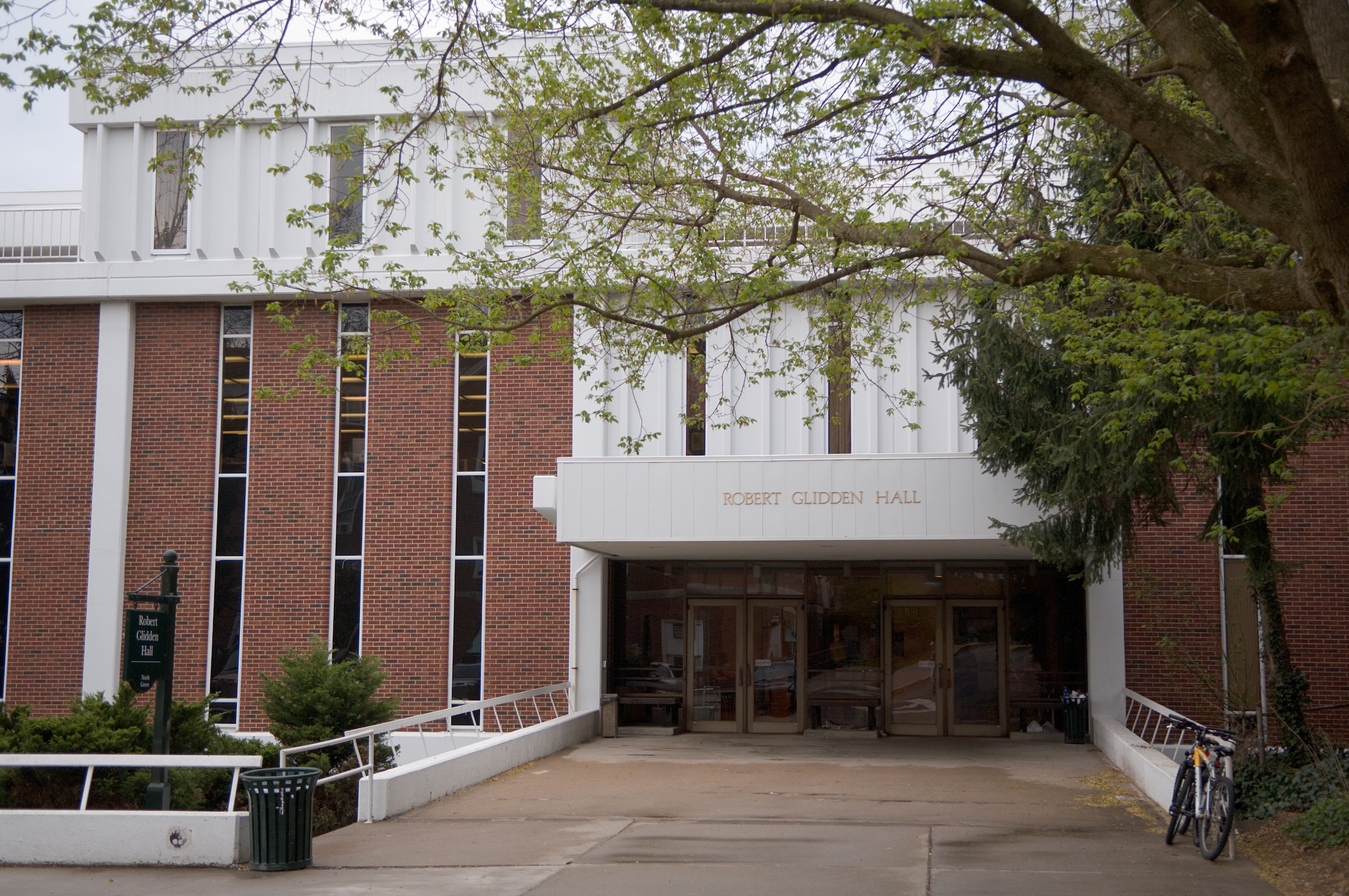 Glidden Hall, Music and Dance Library