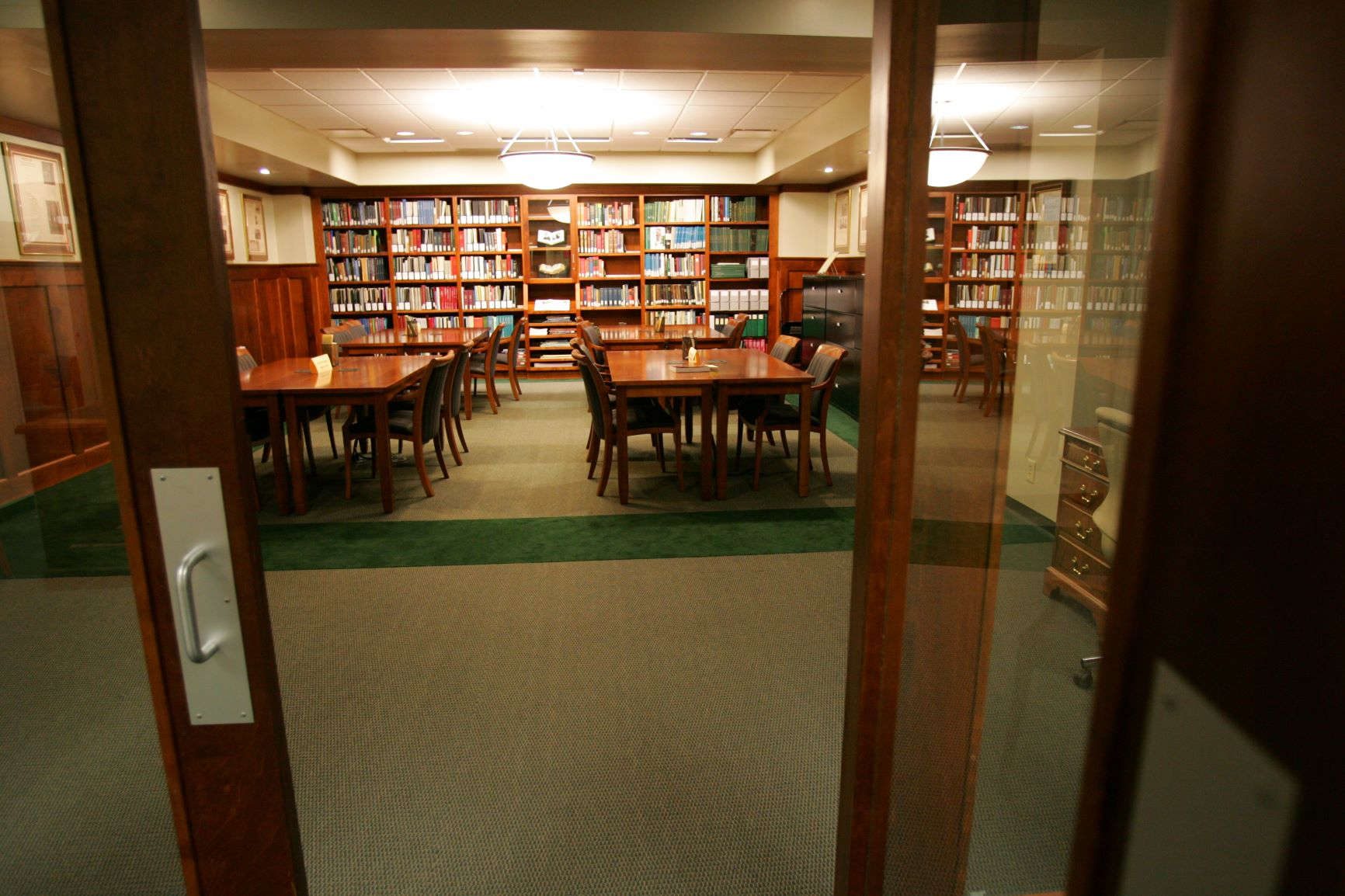 Archives and Special Collections, Alden Library