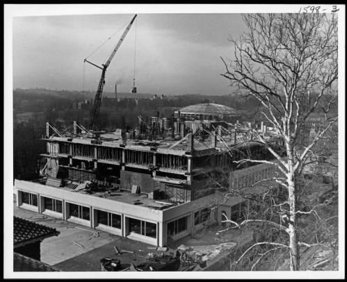 Alden Under Construction