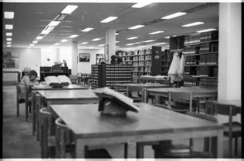 Hannah V. McCauley Library, Lancaster