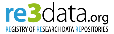 registry of research data repositories logo