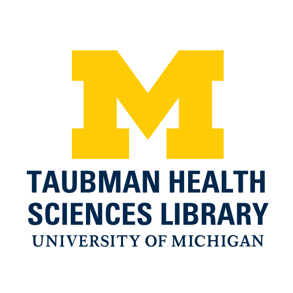 Taubman Health Sciences Library logo
