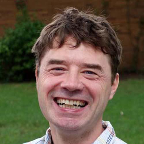 Profile photo of Gerard Shea
