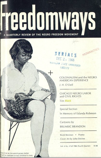 Freedomways cover image