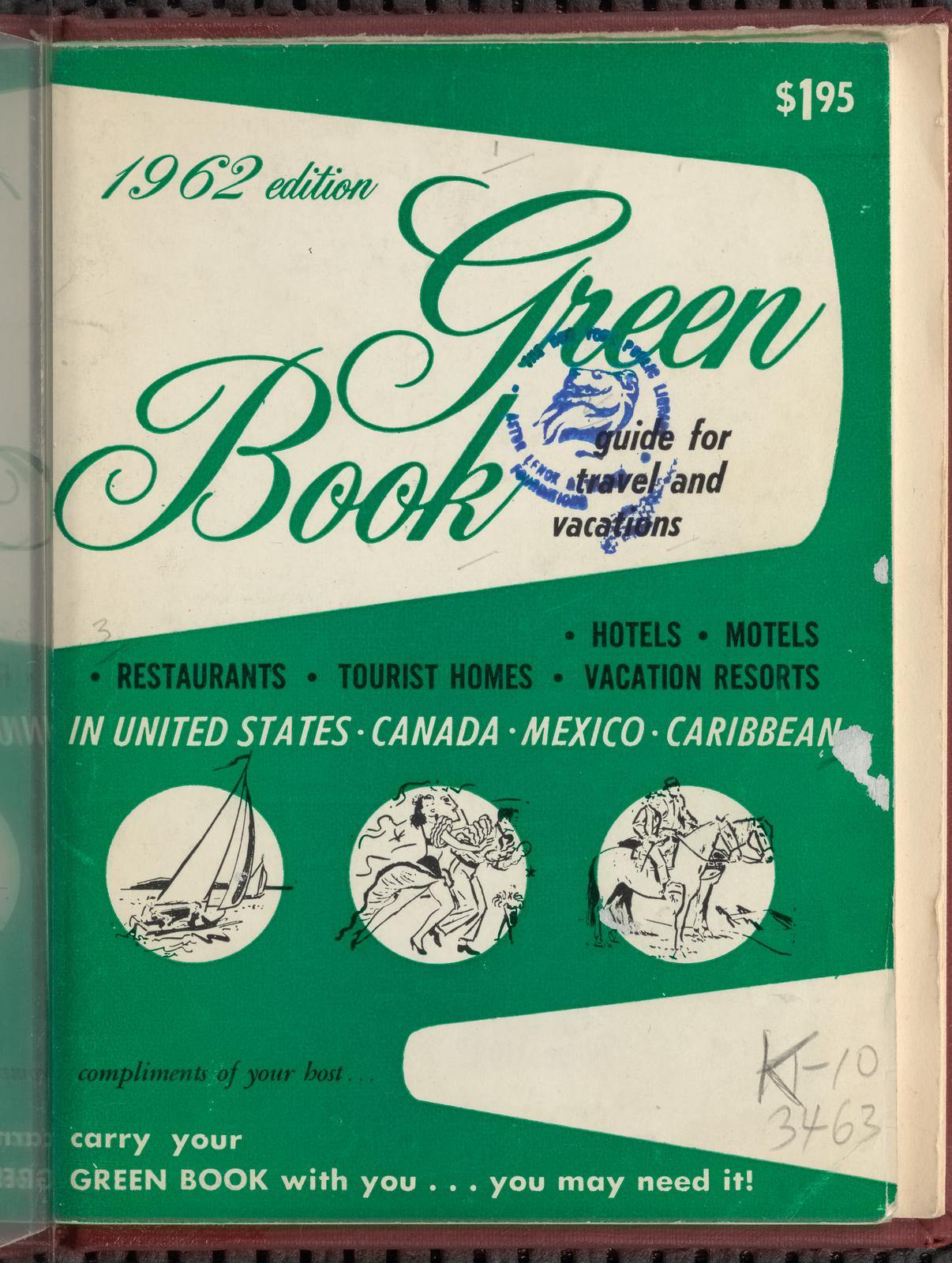 Green Book 1962
