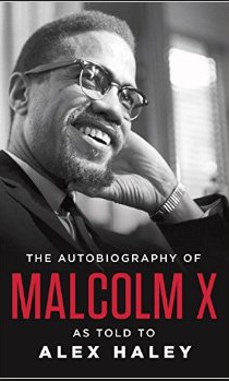 Cover of Autobiography of Malcom X