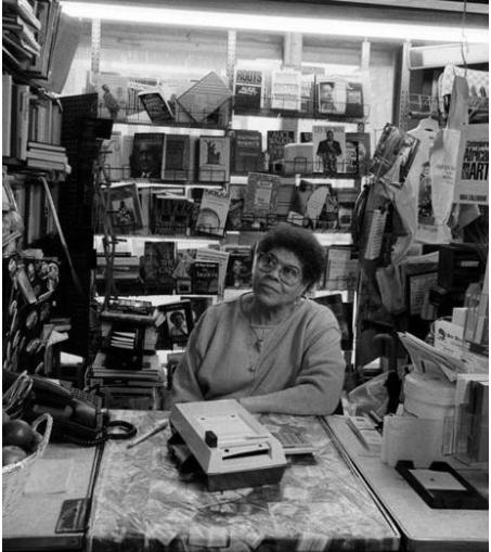 Una Mulzac/ Liberation Bookstore
