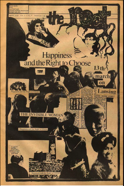 The Root independent publication cover image