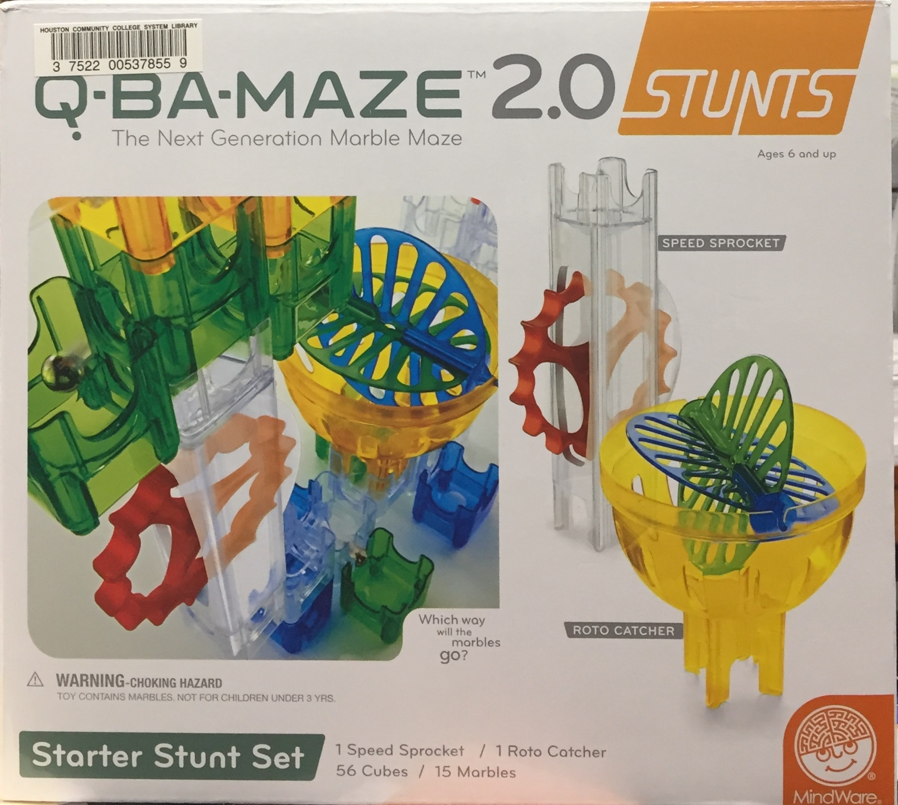 mindware q ba maze the next generation marble maze