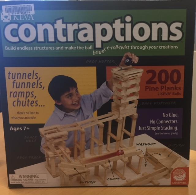 contraptions building set