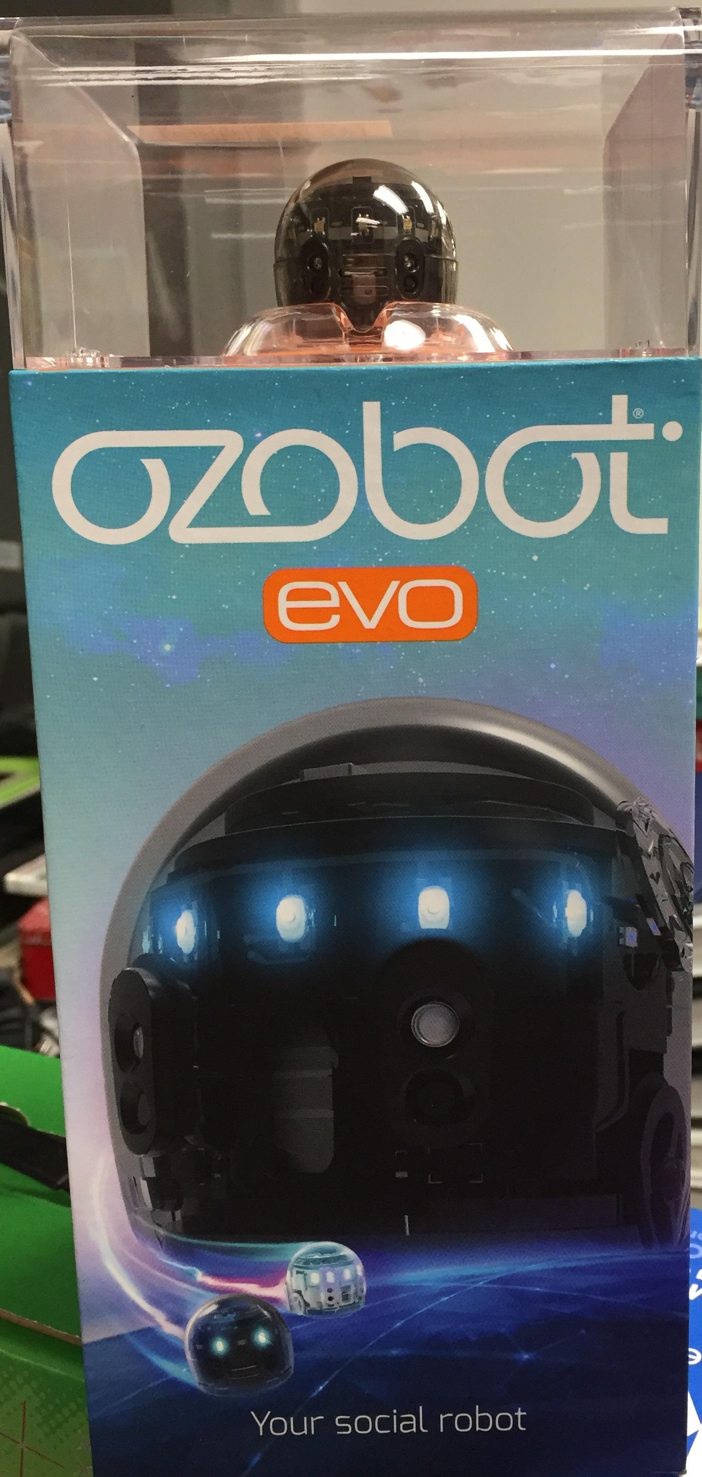 ozobot evo your social robot
