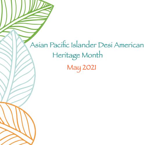 ADPIA Month logo
