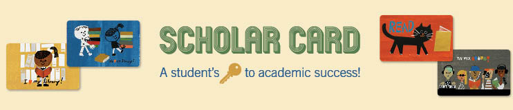 Scholar Card