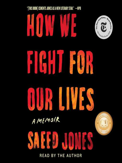 How We Fight For Our Lives cover