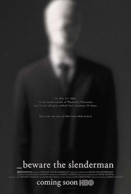Beware The Slender Man poster