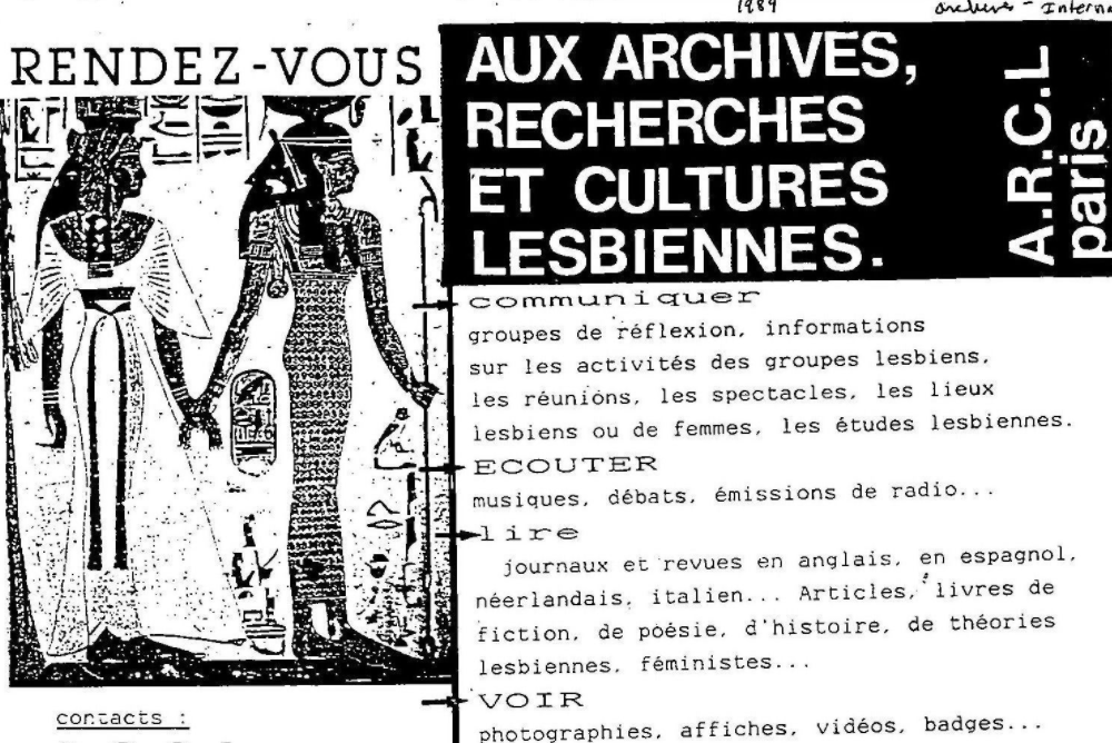Archive of Sexuality & Gender