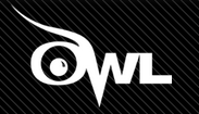 Purdue Owl writing center logo