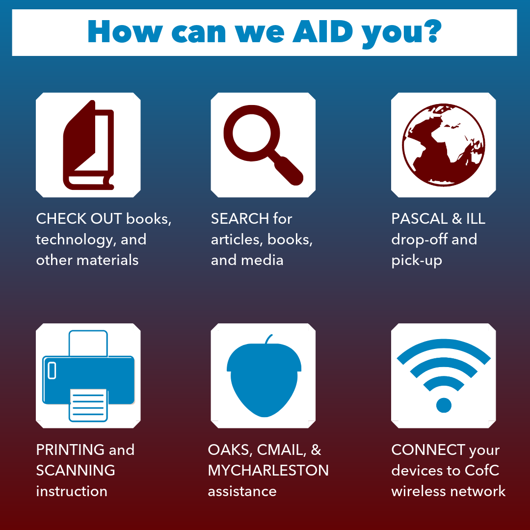 How can we AID you?