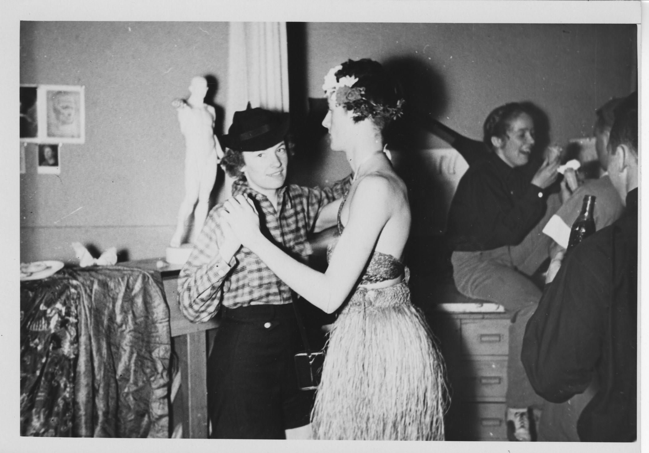 Beaux Arts Costume Ball 1936