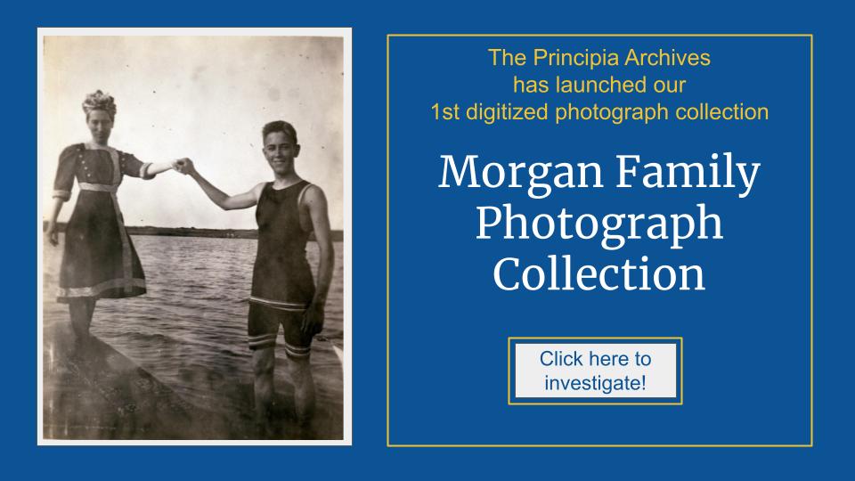 Morgan family photograph collection