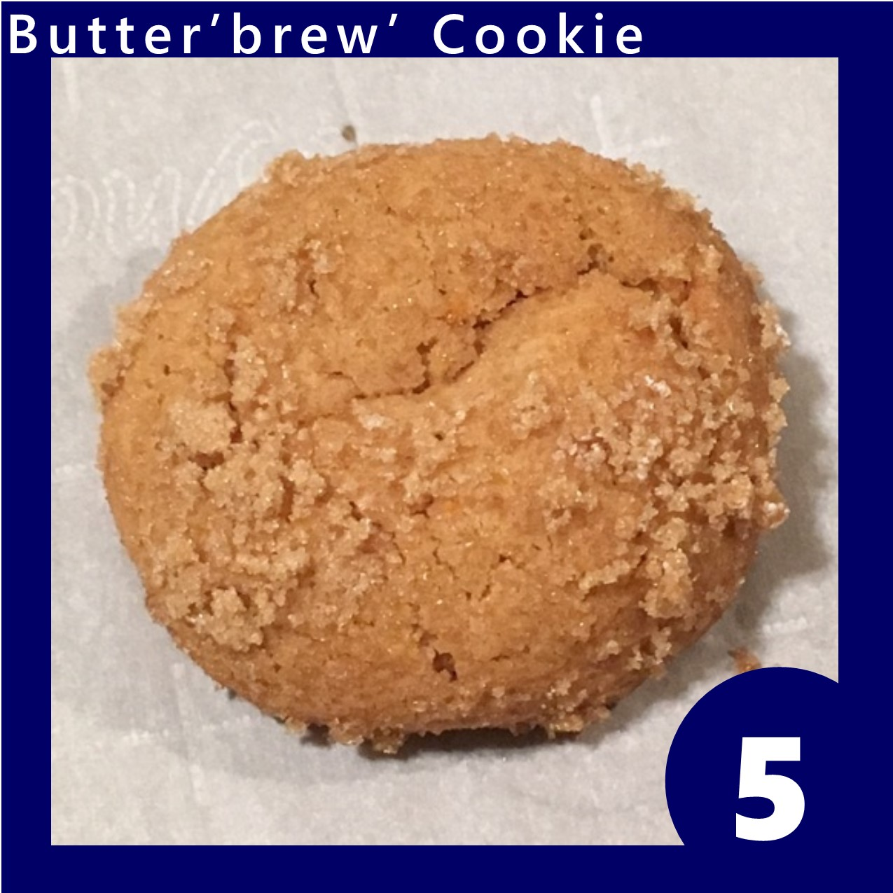 butterbrew cookie
