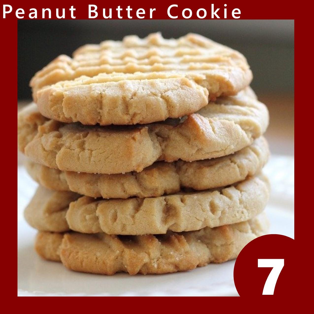 peanut butter cookie