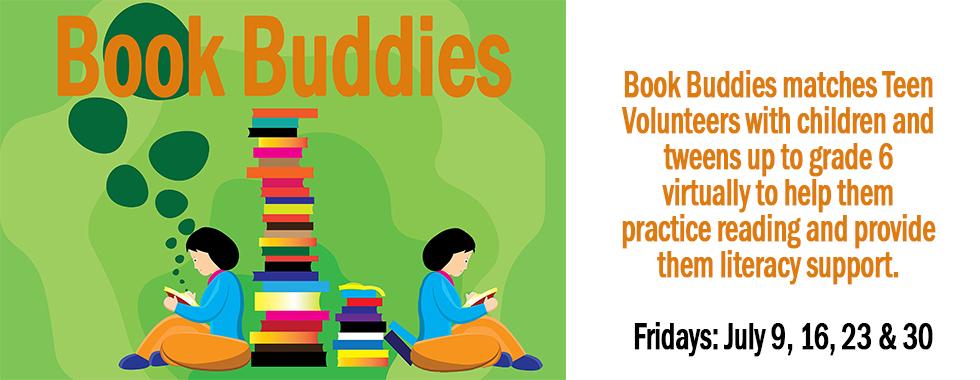 Book Buddies Fridays