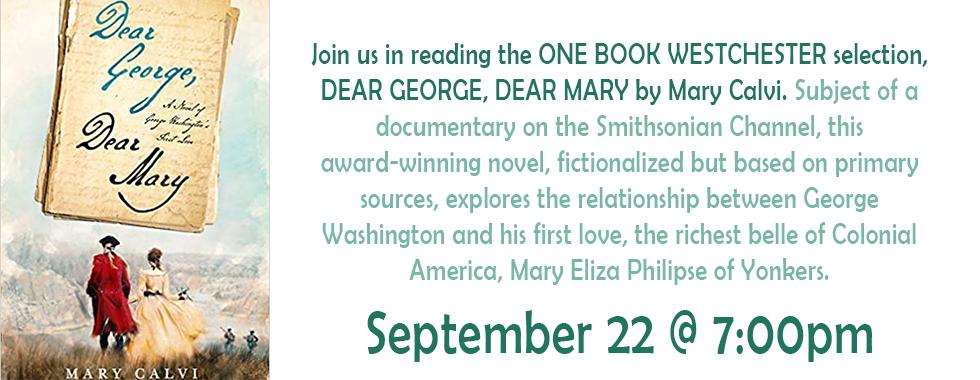 Book Group September 22 at 7