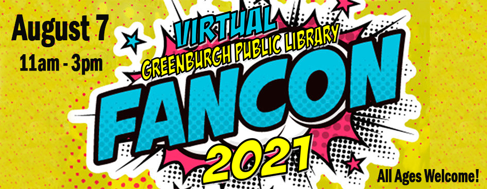 FanCon 2021 August 7 at 11