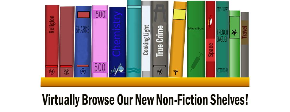 Browse the Non-Fiction shelves