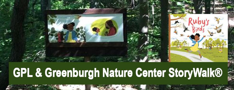 STorywalk at Greenburgh Nature Center