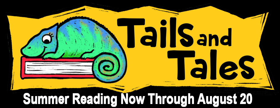 Summer Reading Now through August 20