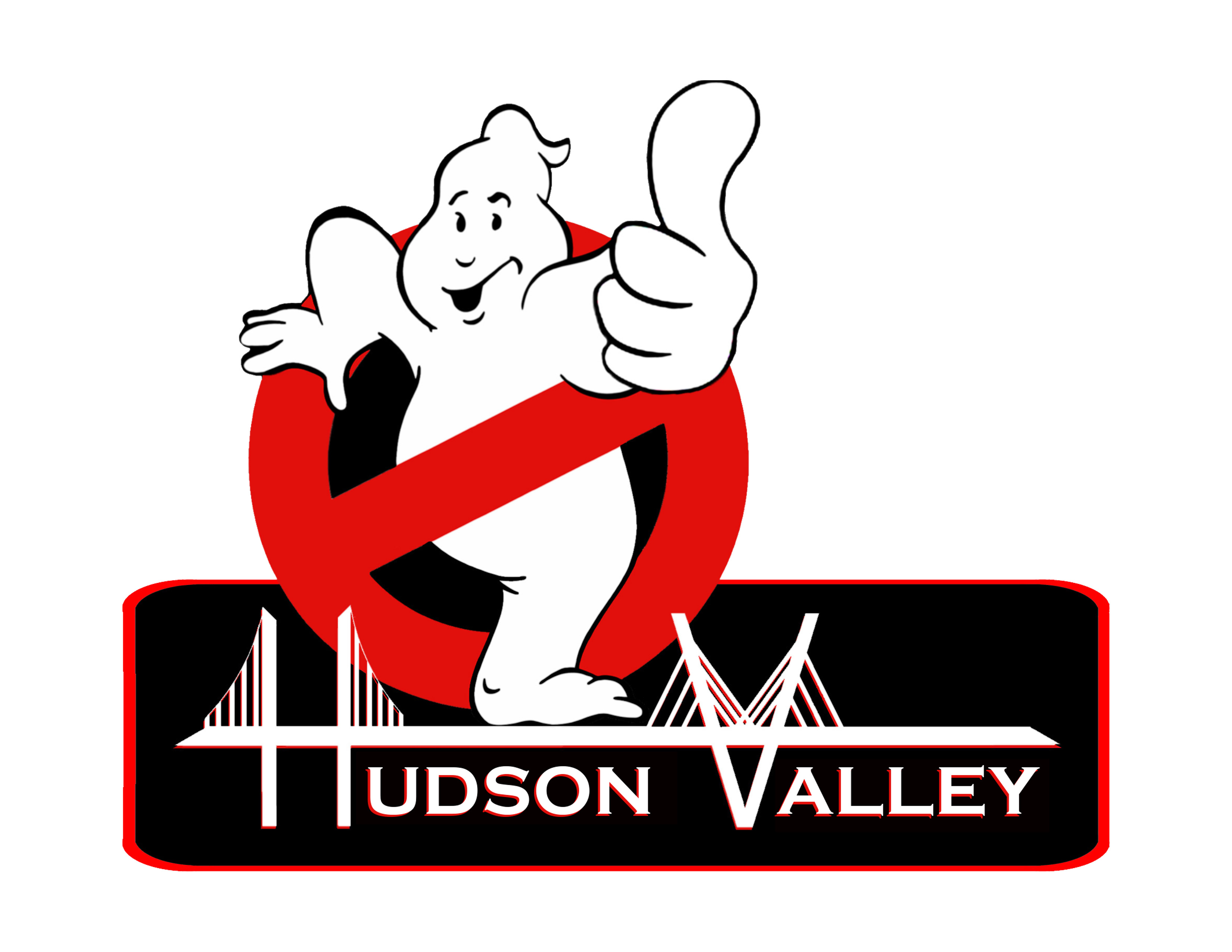 Hudson Valley Ghostbusters Logo