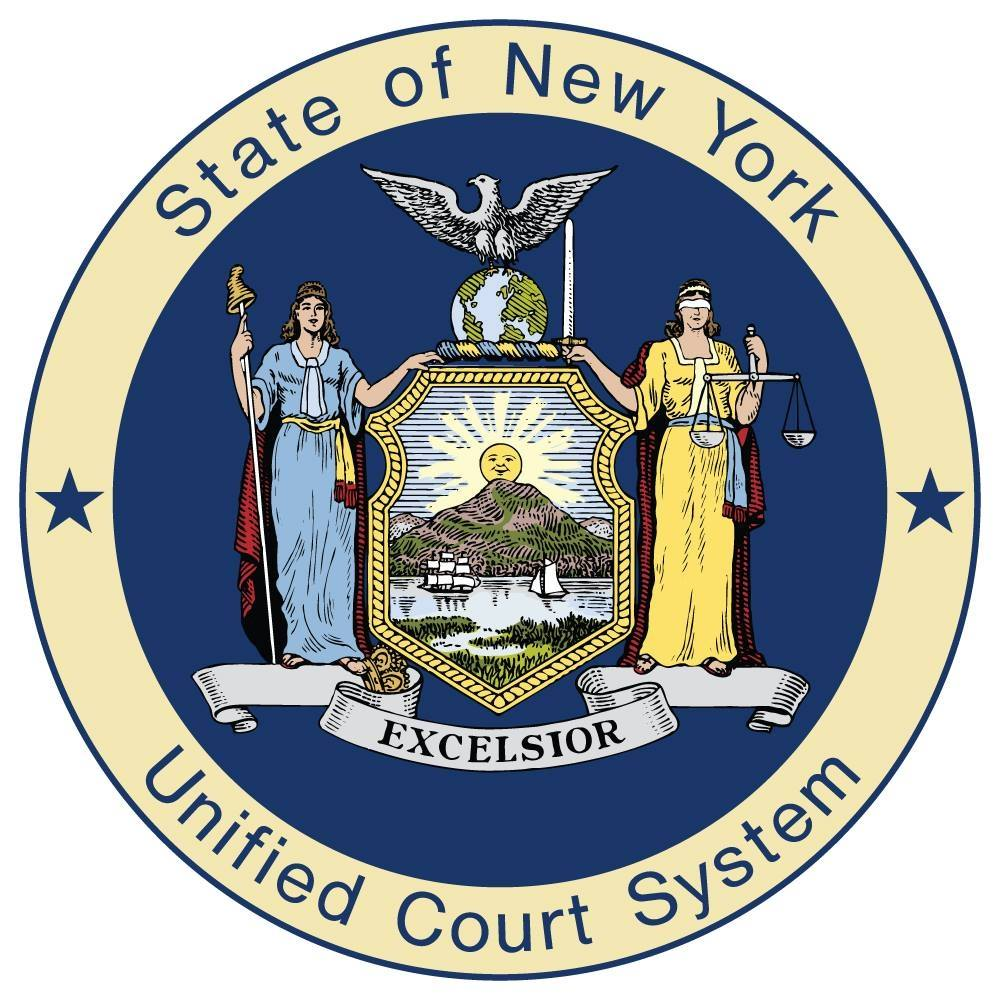 Seal NYS Unified Court System