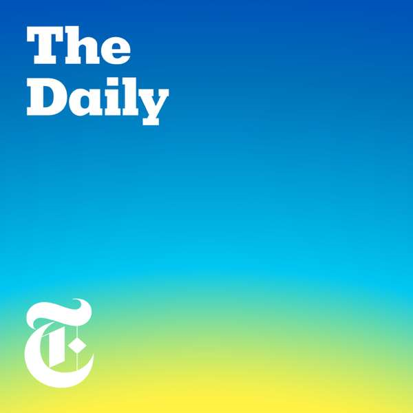 Logo for The Daily podcast