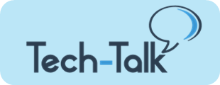 Logo for Tech-Talk