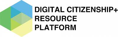 Logo for Digital Citizenship+ Resource Platform