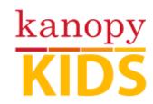 Logo for Kanopy Kids