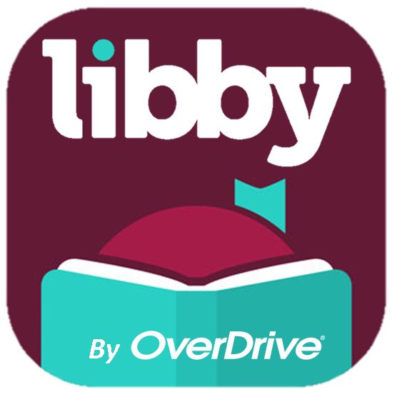 Logo for Libby by Overdrive