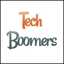 Logo for Tech Boomers